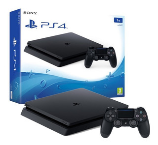 Playstation 4 Slim 1 Tb Tienda Fisica