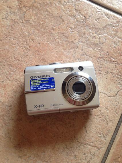 Camera Olimpus X 10 6 Megapixel