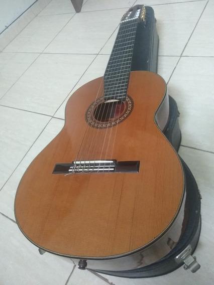 Violão 8 Cordas - Luthier Lucio Jacob (jacarandá Baiano)