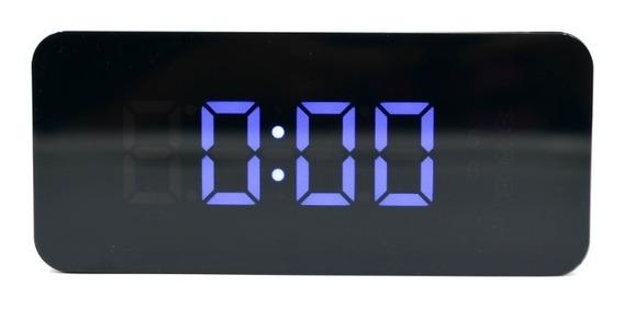 Relógio Led Digital Espelhado