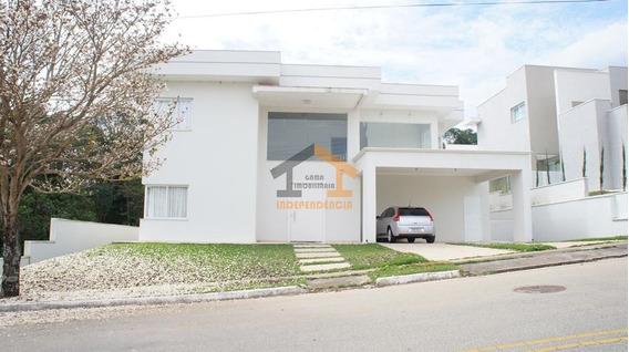 Casa Residencial À Venda, Condomínio Villagio Paradiso, Itatiba. - Ca0754
