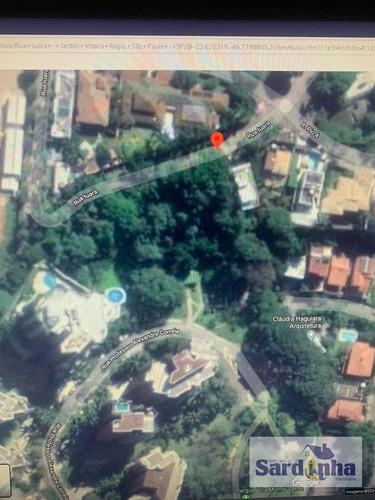 Imagem 1 de 10 de Lote / Terreno Em Paraisópolis  -  São Paulo - 4164