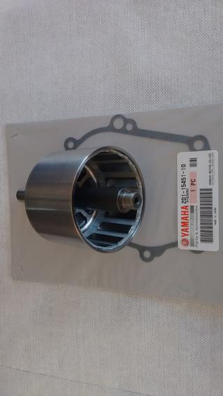 Rotor De Yamaha Fz-1 Cinco Anos Garantia Remanuf,
