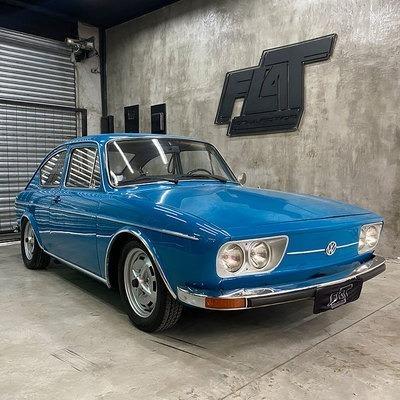 Tl Vw - 1600cc - Ano 1973