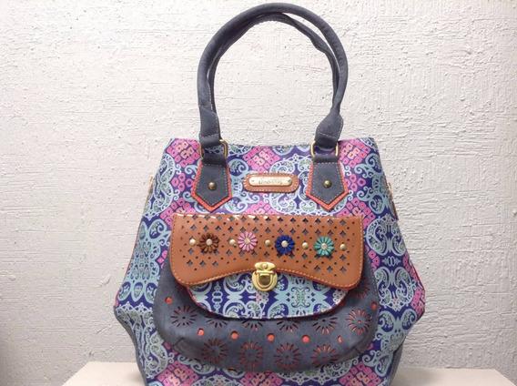 Bolsa Dama Diseño Mexicano Primavera