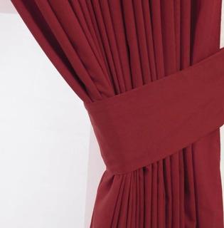 Cortinas Semi Traslúcidas 50% Luz (280x225cm) Zafiro Intima