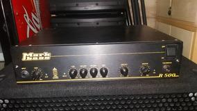 Cabeçote Mark Bass Raro R500