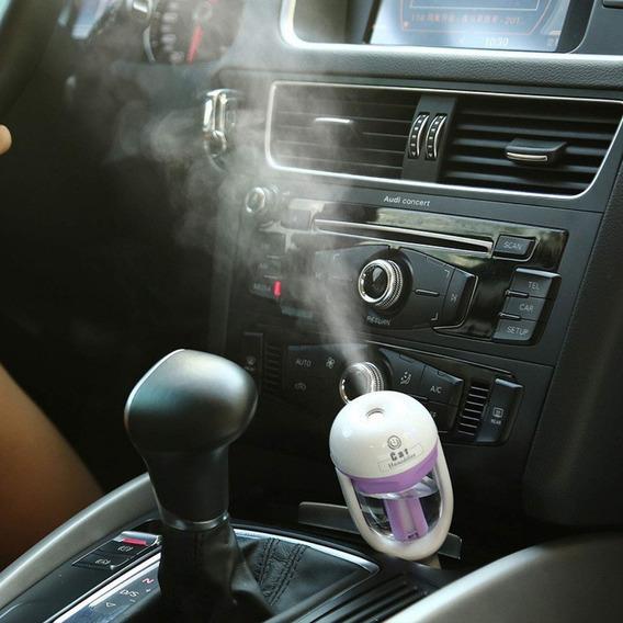 Umidificador Purificador Aroma Carro Veicular Pronta Entrega