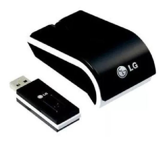 Mini Mouse Sem Fio Wirelles Optico Pc Notebook Usb Cm900 Lg