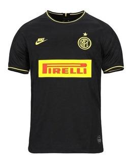 Camisa Nova Da Inter De Milão Italiano Masculino - Promoção