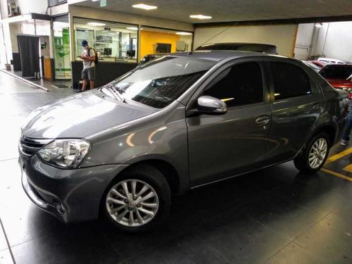 Toyota Etios /15  Xls 1.5 Oportunidad Como Nueva (lr)