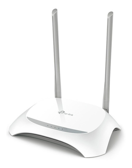 Router Tp Link Tl Wr850n 2 Antenas 300mbps 2.5dpi Pce