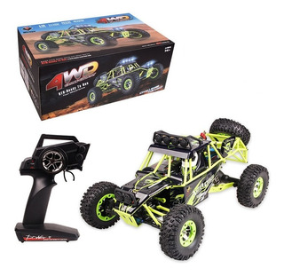 Wltoys 12428 4wd Rc Coche Off Road Vehículo Juguete