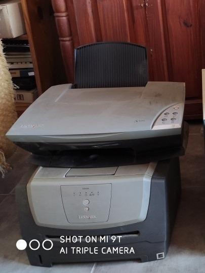 Lote Informática Computación Monitor Impresora Scanner Mothe