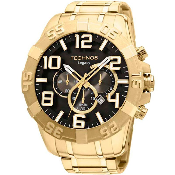 Relógio Technos Masculino Classic Legacy Os20im/4p