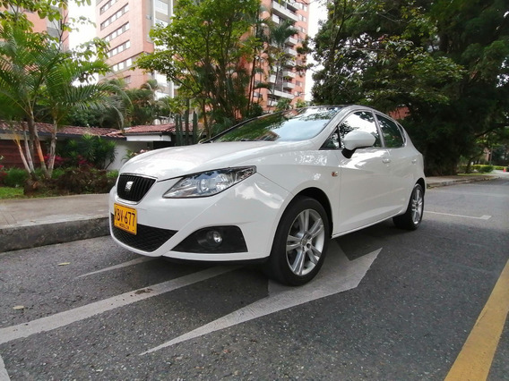 Seat Ibiza Sport 2010 Mt 1.4 Sun Roof Kms 80.200 ¡impecable!
