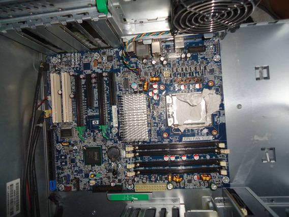 Placa Mâe Hp Workstation Z400