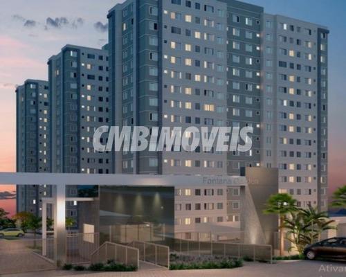 Apartamento Para Alugar 2 Dormitórios Na Vila Industrial Em Campinas - Ap21857 - Ap21857 - 69263137