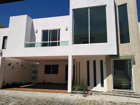 Casa Venta Cholula 23 Poniente 106 Condominio Cholula