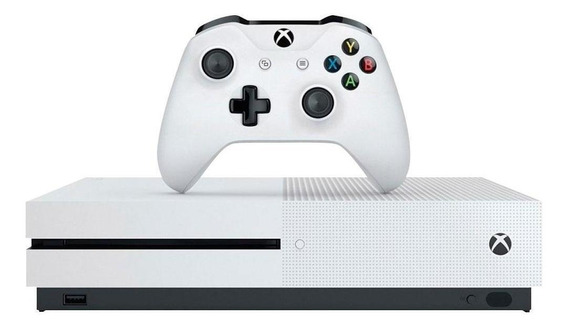 Console Microsoft Xbox One S 1tb The Division 2 1 Controle