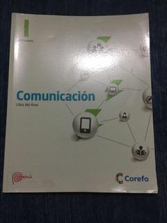 Libro De Comunicación I Secundaria Corefo