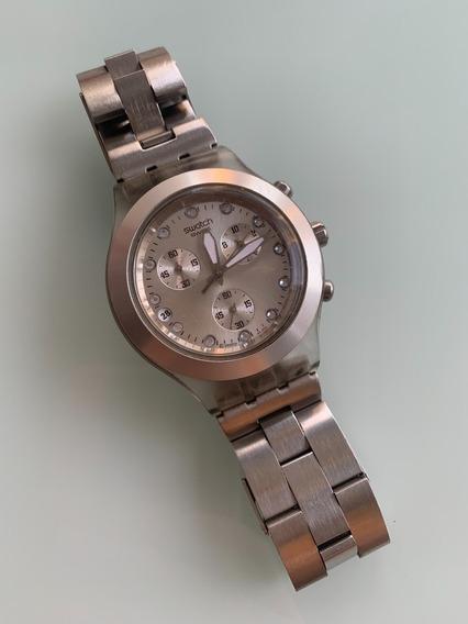 Relógio Swatch Irony Original Diaphane
