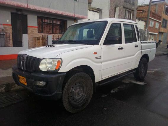Mahindra Pick Up 2300 Cuatro Puertas 2013