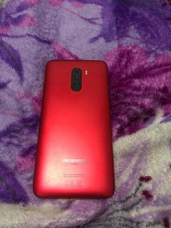 Xiaomi Pocophone F1 64gb Vermelho Raro!