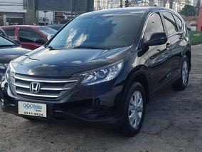 Honda Cr-v 2.0 Lx 4x2 Flex Aut. 5p 2013