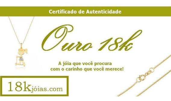 Corrente Cartier Em Ouro 18k 50cm