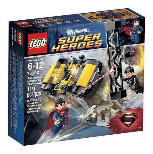 Lego Super Heroes 76002 Superman (22)
