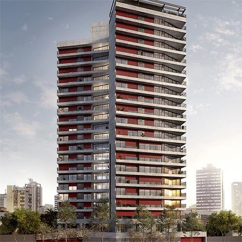 Imagem 1 de 28 de Apartamento À Venda No Bairro Vila Madalena - São Paulo/sp - O-2715-8594