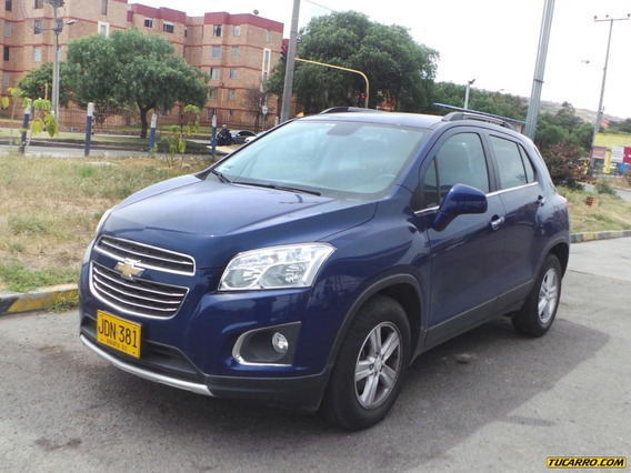Chevrolet Tracker Lt At 1800 Cc Aa 4x2