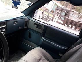 Chevrolet Blazer 4.3 Equipada Mt 1992