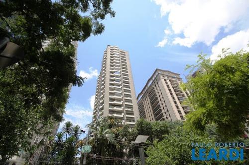 Imagem 1 de 15 de Apartamento - Alphaville - Sp - 579184
