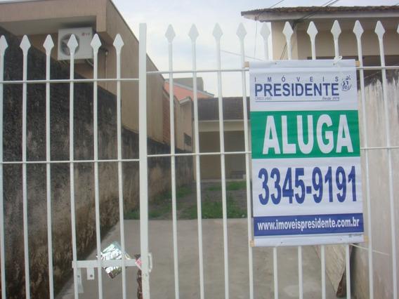 Casa Residencial Para Alugar - 80011.003