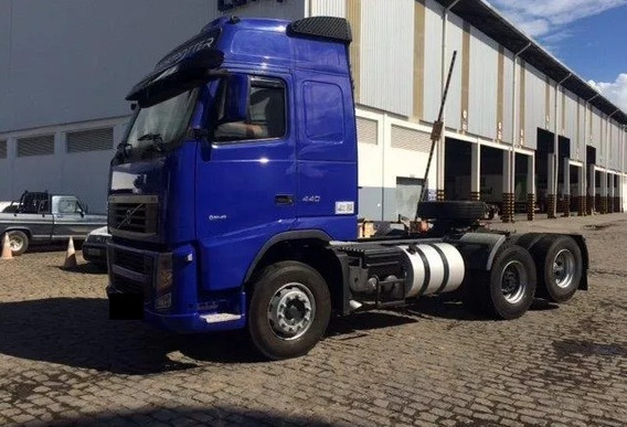 Volvo Fh 440 6x2 2011 Globetrotter