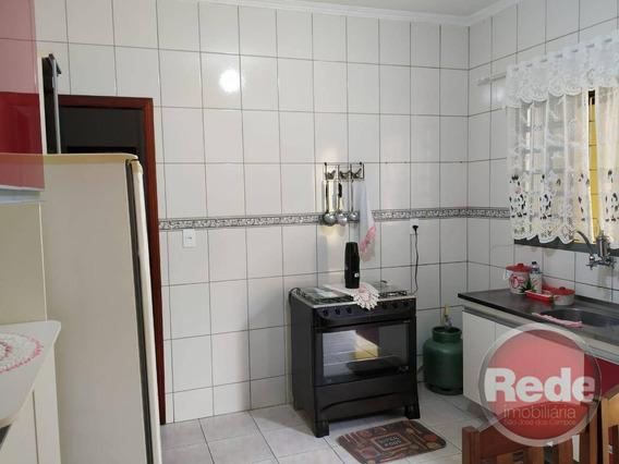 Casa Com 3 Dormitórios À Venda, 109 M² Por R$ 340.000 - Vila Industrial - São José Dos Campos/sp - Ca4151