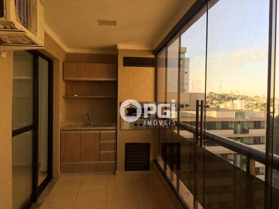 Apartamento Com 3 Dormitórios À Venda, 122 M² Por R$ 550.000,00 - Jardim Botânico - Ribeirão Preto/sp - Ap5746