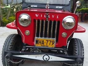 Jeep Willys 4 J