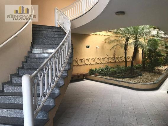 Sala Para Alugar, 40 M² Por R$ 550,00/mês - Mogi Moderno - Mogi Das Cruzes/sp - Sa0144