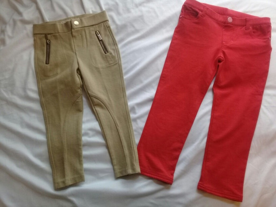 Pantalon Slim Zara Girls/carter