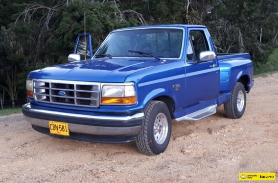 Ford F150 Flareside 5000 Cc At 4x2