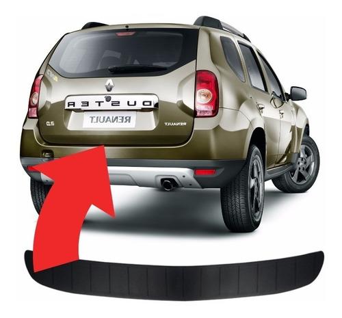 Imagem 1 de 5 de Protetor Porta Malas Soleira Traseira Renault Duster 2012/15