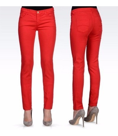 Pantalon Armani Corte Jean Mujer