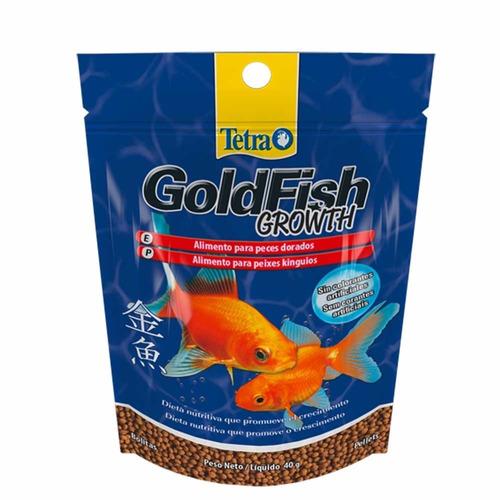 Imagen 1 de 3 de Tetra Alimento De Crecimiento Goldfish Growth 220g Acuario