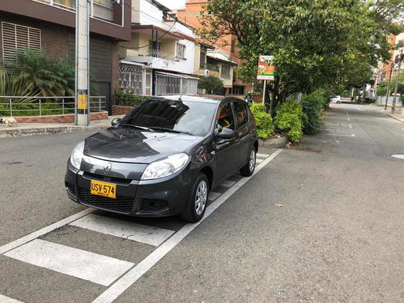 Renault Sandero Expresión 2016