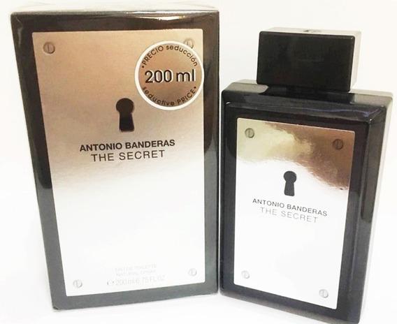 Perfume Antonio Bandeiras The Secret 200ml Masculino
