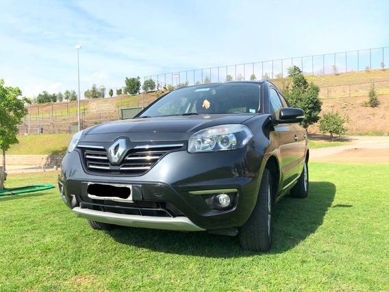 Renault Koleos Dynamic 2,5 Automático Única Dueña, Impecable