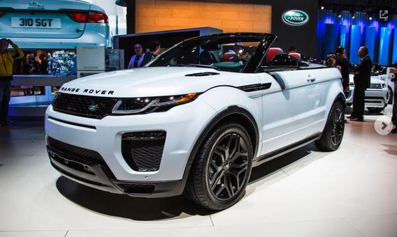 Land Rover Evoque Coupe Cabrio 0km 2019 Entrega Hoy
